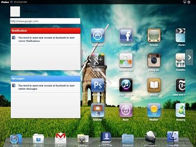 iPadian Simulator iPad!!