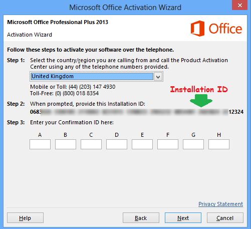 Cara Aktivasi Permanen Microsoft Office 2013!!